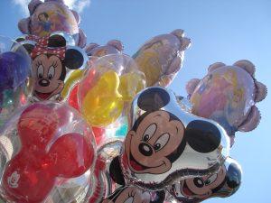 I LOVE MICKEY BALLOONS! (2)