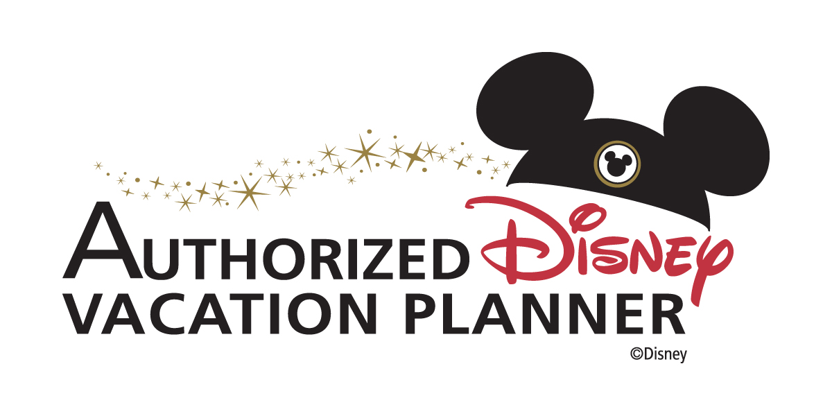 Authorized Disney Vacation Planner Logo