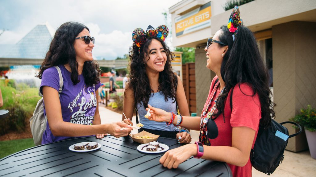 Epcot International Food and Wine Festival 2019