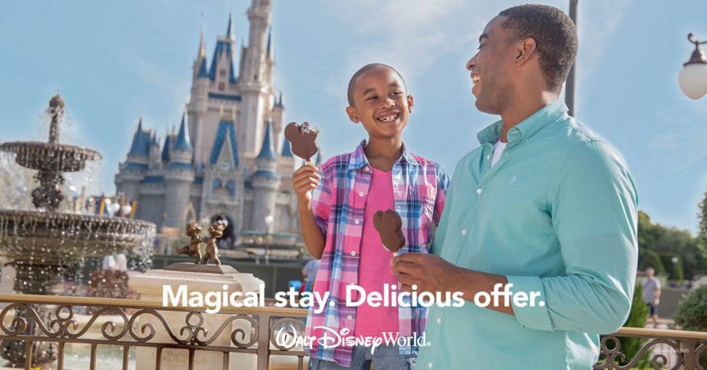 Walt Disney World - Magical Stay Delicious Offer!