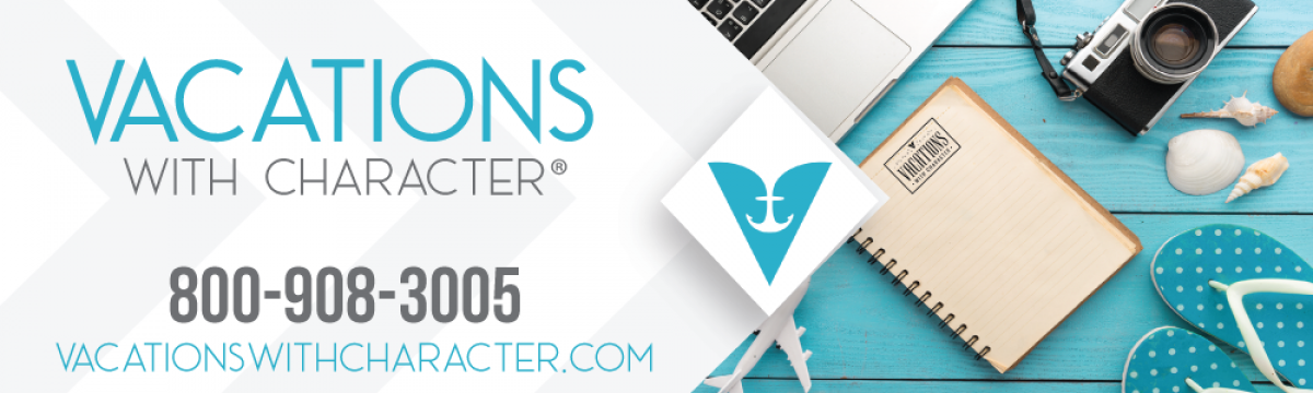 Vacations with Character® Blog