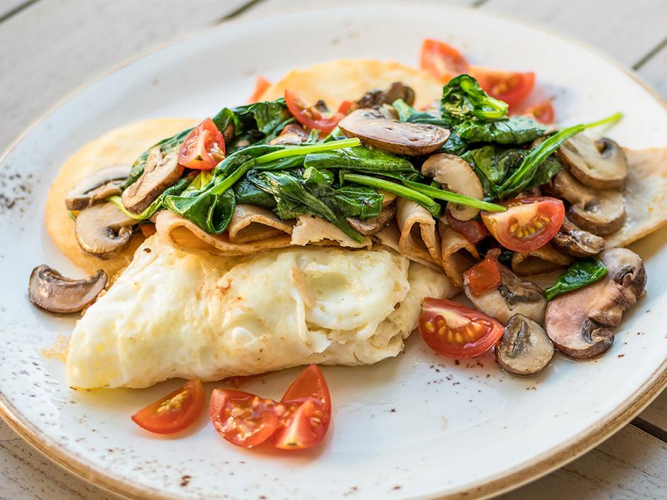 Breakfast at Universal Orlando Resort - Amatista Cookhouse - Loews Sapphire falls Resort